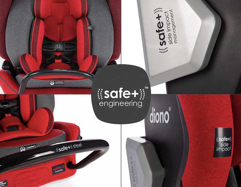 Safe+ Engineering: The next generation in Diono safety standards